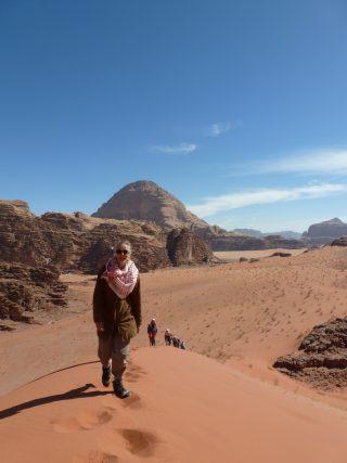 Inspiration from the desert