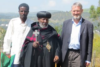 Where did Ethiopia's Orthodox story begin?