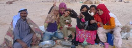 Supporting Bedouin communities in South Sinai