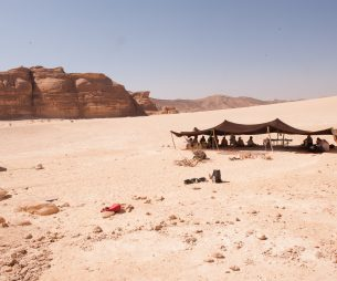 desert retreats