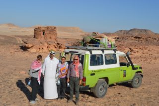 A tailor made desert sojourn
